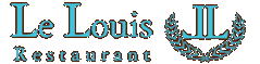 Le Louis – Restaurent à Paris Logo